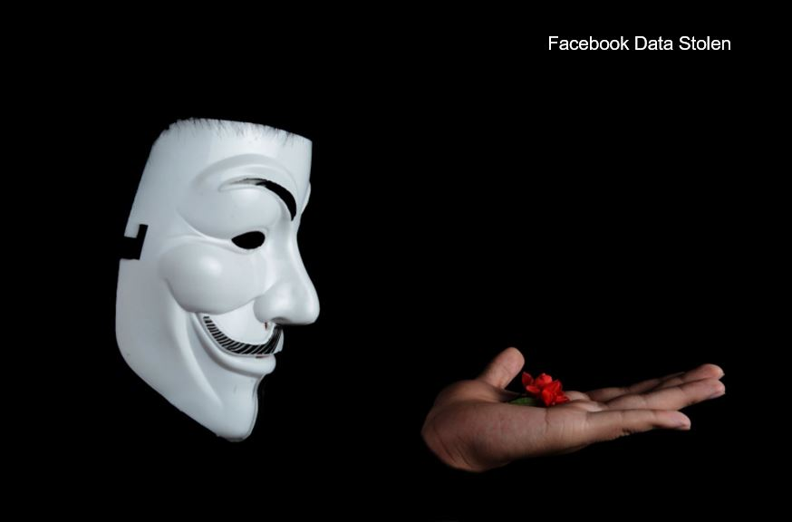 Facebook Data Stolen